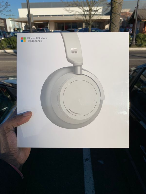 Surface Headphones: Almost Perfect
